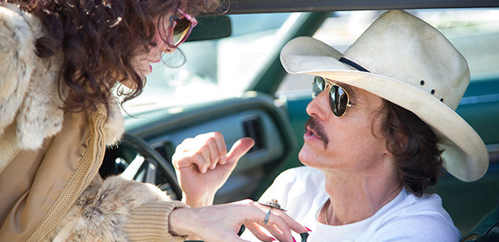 Dallas Buyers Club Jean Marc Vallee Review