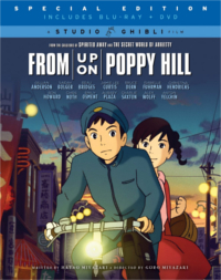 From Up On Poppy Hill Goro Miyazaki Blu-ray