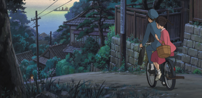 From Up On Poppy Hill Goro Miyazaki