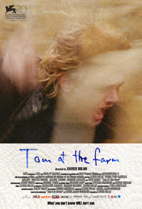 Tom at the Farm Xavier Dolan Poster