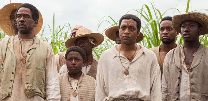 12 Years a Slave TIFF People's Choice 2013