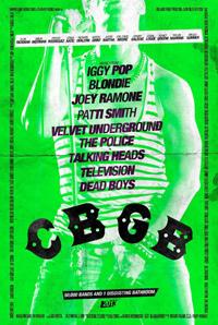 Randall Miller CBGB Poster
