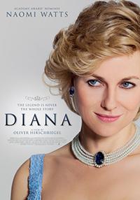 Oliver Hirschbiegel Diana Poster