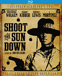 Shoot Down the Sun blu-ray cover