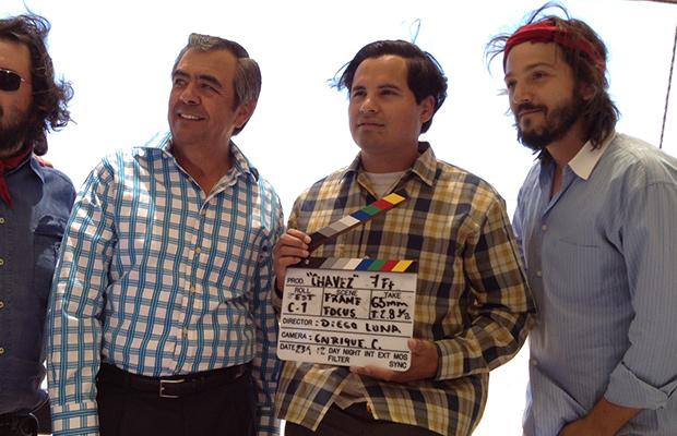 Diego Luna's Cesar Chavez: An American Hero