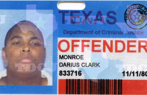 Darius Clark Monroe's Evolution of a Criminal