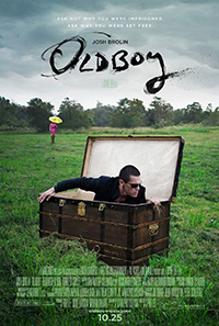Spike Lee Oldboy Poster