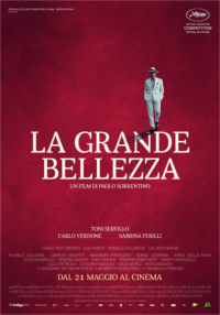 The Great Beauty Paolo Sorrentino poster