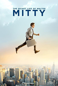 The Secret Life of Walter Mitty Ben Stiller Poster
