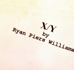 Ryan Piers Williams' X/Y