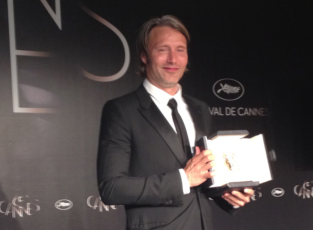 Best Actor – Mads Mikkelsen The Hunt