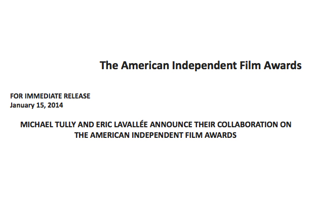 American Independent Film Awards