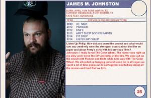 James M. Johnston