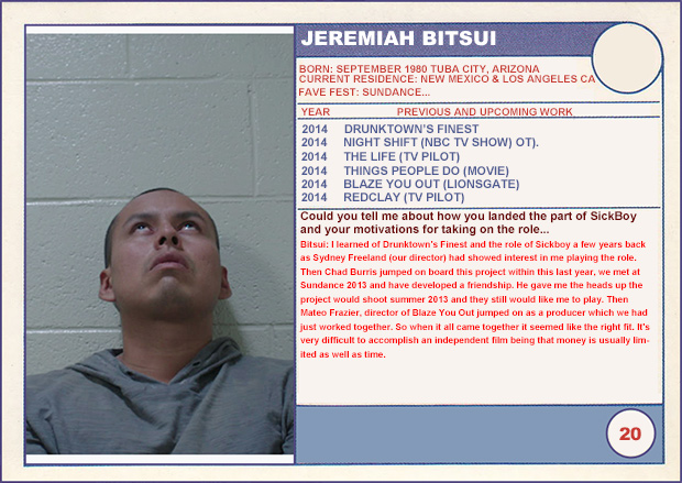 jeremiah bitsui biography