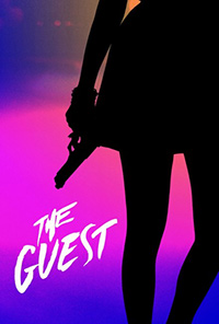Adam Wingard The Guest Poster