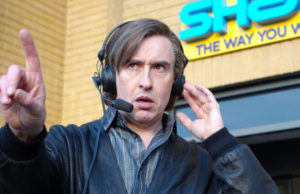 Alan Partridge Review