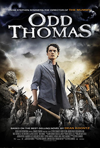 Stephen Sommers Odd Thomas Poster