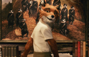 The Fantastic Mr. Fox Wes Anderson