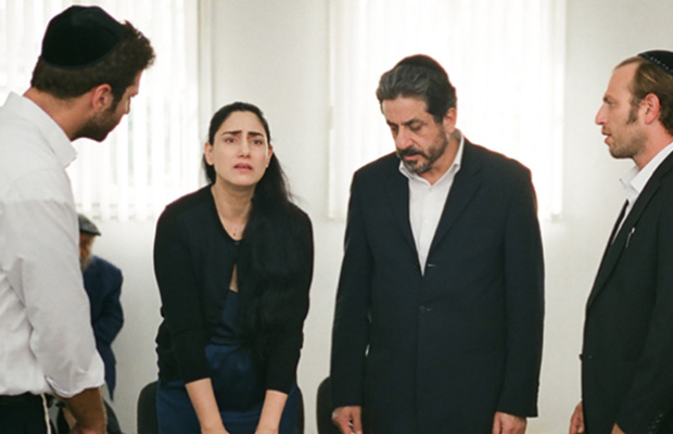״המשפט״, שלומי ורונית אלקבץ