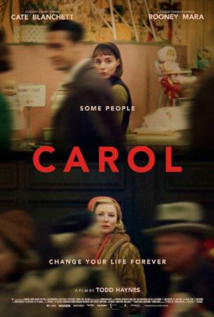 Todd Haynes Carol Poster
