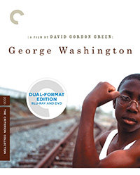 George Washington David Gordon Green Cover