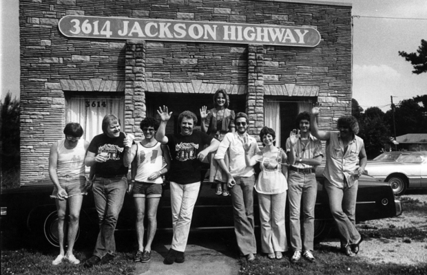 Muscle Shoals Greg Camalier