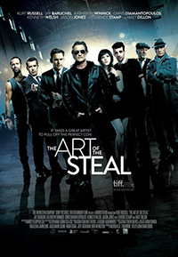 Jonathan Sobol The Art of the Steal Poster