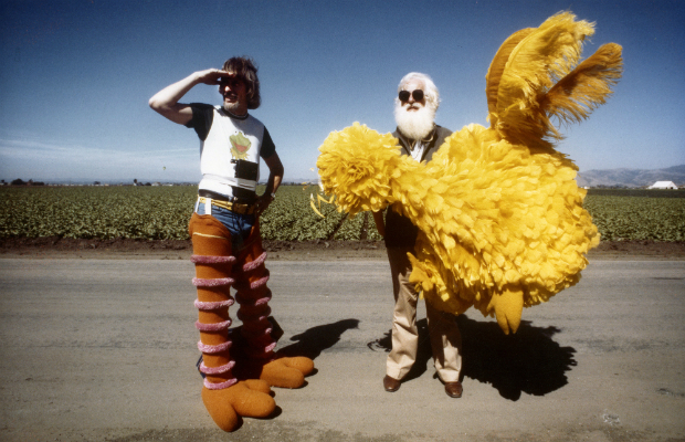 I Am Big Bird The Caroll Spinney Story Chad Walker Dave LaMattina