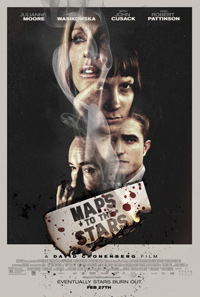 Maps to the Stars David Cronenberg Poster