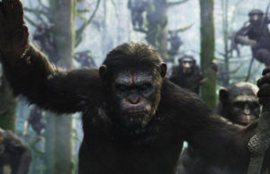 Dawn of the Planet of the Apes Reeves Review