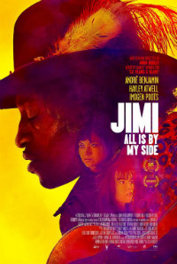 John Ridley Jimi: All is By My Side Poster