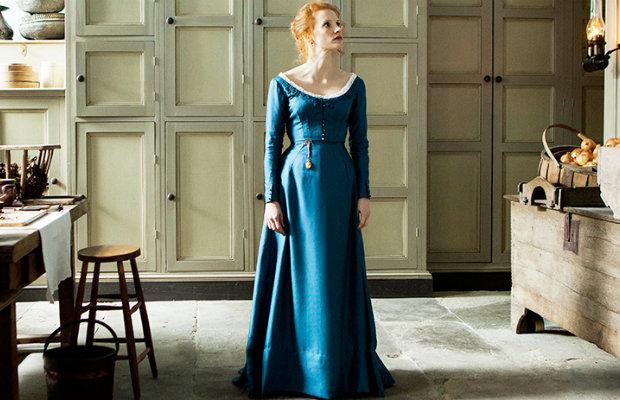 Miss Julie Review Liv Ullmann
