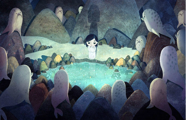 Song of the Sea Tomm Moore