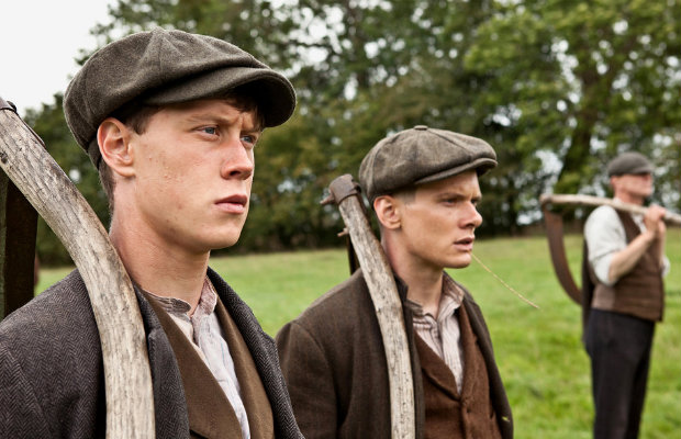 Pat O'Connor Private Peaceful Review