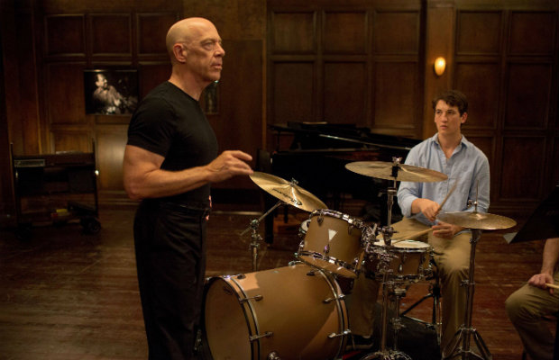 Damian Chazelle's Whiplash