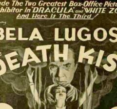 Kino Classics The Death Kiss