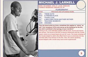 Michael J. Larnell (Cronies)