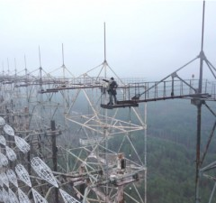 The Russian Woodpecker Chad Gracia