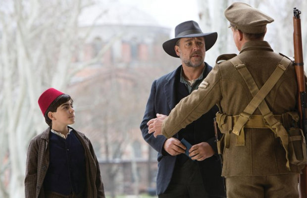 Russell Crowe The Water Diviner Review