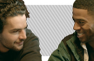 "Christopher Abbott & Scott ""Kid Cudi"" Mescudi & Makenzie Leigh Interview"