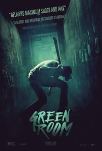Green Room Jeremy Saulnier Poster