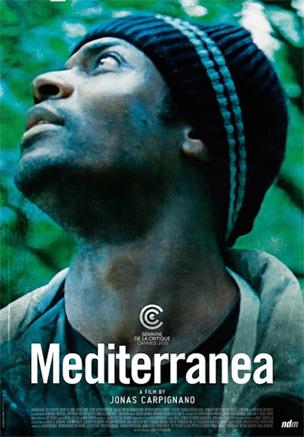 mediterranea jonas cannes poster