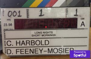 Chadd Harbold's Long Nights Short Mornings