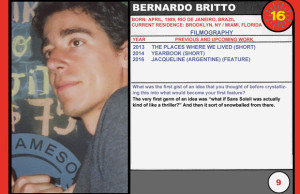 Bernardo Britto - Jacqueline Argentine