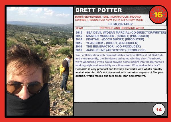 Brett Potter Jacqueline