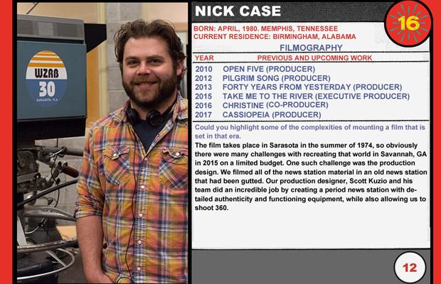 Nick Case Christine