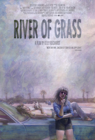 River of Grass Poster