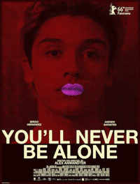 Alex Antwandter You'll Never Be Alone