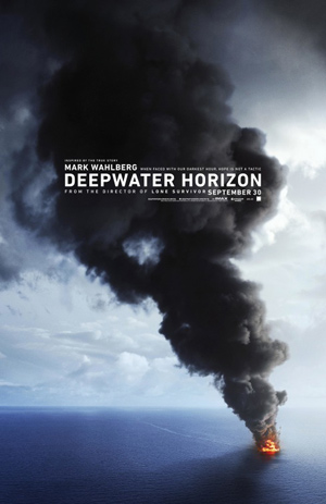 Deepwater Horizon Peter Berg Poster