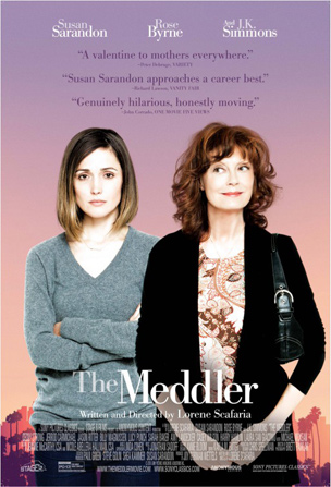 Lorene Scafaria The Meddler Poster